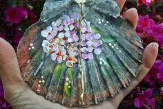 Kintsugi Planet: AT THE BOTTOM OF THE SEA... Chawan, Kintsugi, Ceramic Bowls, Wabi Sabi, Sea Shells, Planets, Hand Painted, Ceramics, Blog