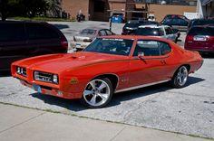 Pontiac GTO Judge 1969