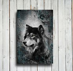 Wolf Decor, Wolf art