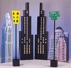 Décoration de table centre de table New York par orevesodesespoirs ...