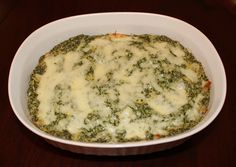 Spinach and Artichoke Dip recipe available at thrivingvegetarian.com/blog/cooking/spinach-and-artichoke-dip/