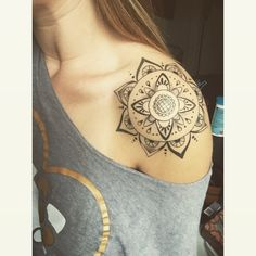 W Chester Artist Anahata mandala. Double Deez tattoos, West Chester Pennsylvania,...