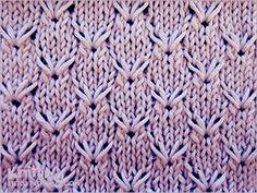 Embroidery Stitch Pattern