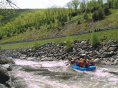 New England White Water Rafting - Zoar Outdoor