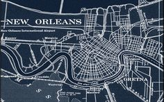 NOLA's Architectural History; A Blueprint For Its Future