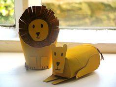 DIY Lions