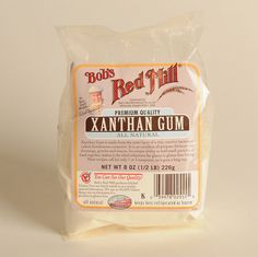 How to Make Substitutions for Xanthan Gum in Baking - Gluten Free Bread