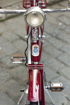 HUSQVARNA BICYLE || via NationalTraveller.com