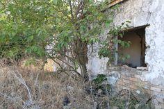 cortijos abandonados