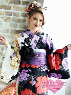 Japanese Outfits, Japanese Art, Traditional Outfits, Kimono Top, Costumes, Lady, Womens Fashion, How To Wear, Clothes