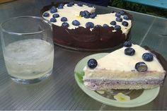 To smakuje: Tort borówkowy