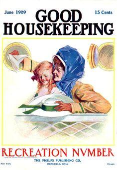 Good Housekeeping 1909-06
