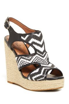 Lucky Brand Riedel Platform Wedge Sandal by Lucky Brand on @nordstrom_rack