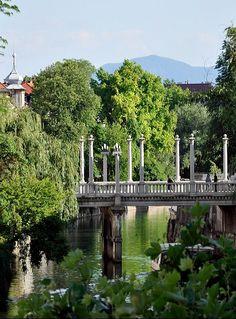 Cobblers' Bridge - Ljubljana, Slovenia | by Hannes Gensfleisch