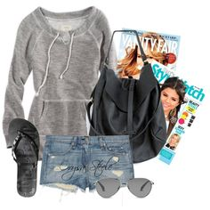"""""""Cottage Casual"""" by orysa on Polyvore"""