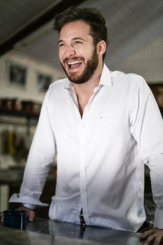 Entrevistamos o chef Dalton Rangel que acaba de lançar site novo - Senhora Mesa
