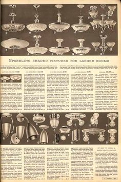 The history of porcelain light fixtures - classics for 1920s, 1930s & 1940s homes - Retro Renovation