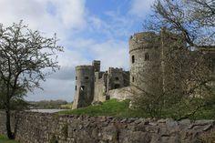 carew castle ~ wales