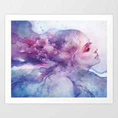Bait Art Print