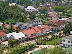 Луанг Прабанг - жемчужина туризма в Лаосе