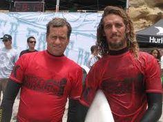 Surf Legends Tom Curren and Rob Machado at Bro Am. Switchfoot's Jon Foreman ...
