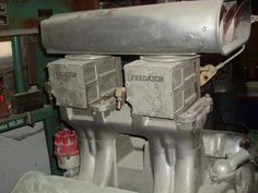 intake manifold w/ dual predator carbs - Great Lakes 4x4. The largest offroad forum in the Midwest