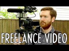 Working as a Freelance Videographer : Indy News - YouTube