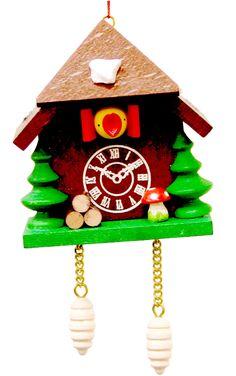 Christian Ulbricht Cuckoo Clock Ornament