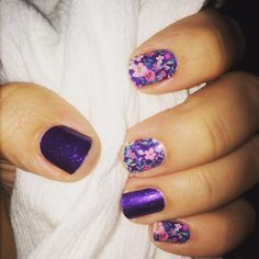 Jamberry Nail Wraps. Ditzy Floral & Stargazing. Shop now! Megecon.JamberryNails.Net
