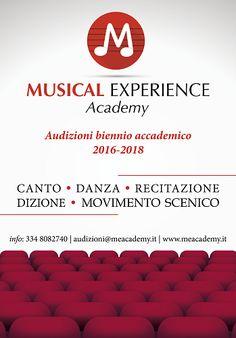 Scuola di Musical a Roseto e Tortoreto aperte le audizioni biennio 2016-18