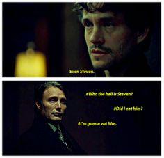 #Hannibal 2x9 Shiizakana