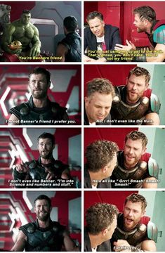 I loved this lol . the previous post said they were STARTING to think Loki was the mature one and I'm just like he's always been the mature one otherwise none of the Thor movies or avengers would've happened lol Marvel Jokes, Marvel Funny, Marvel Dc Comics, Marvel Heroes, Marvel Avengers, Avengers Story, Infinity War, Loki Thor, Loki Laufeyson