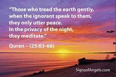 tread gently