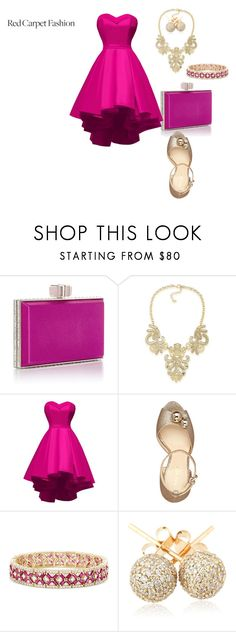 """""""Untitled #1823"""" by nadia-n-pow on Polyvore featuring ABS by Allen Schwartz, Nine West, Effy Jewelry, Loushelou and RedCarpet"""
