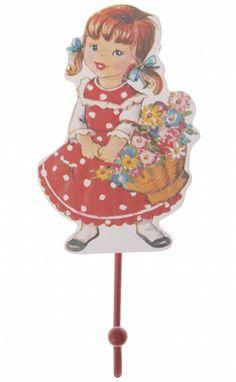 Heidi kinderkapstok, heerlijk nostalgisch via www.dreumesenzo.nl