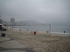 브라질 리오데자네이로 코파카바나 해변