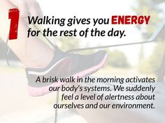 One of the best ways to improve and maintain health is to simply focus on walking first thing in the morning. See all the amazing benefits of an early morning … Basic Workout, Post Workout, Health And Fitness Tips, Fitness Goals, Elite Fitness, Yoga Positions For Beginners, Walk For Life, Over 50 Fitness, Difficult To Cure