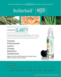 Image result for essential oil for clarity doterra