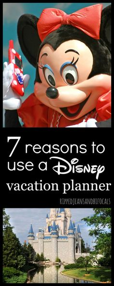 7 reasons to use a Disney vacation planner Ripped Jeans and Bifocals  Disney travel tips Disney planning tips Disney vacations Disney cruise Disney travel agent family vacation planning vacation budget family travel Disneyland Disney Cruise Disney World Florida Disney vacation planner 