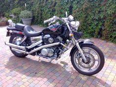 Honda Shadow 1100C Best bike ever