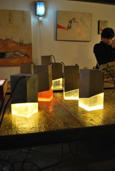 #fuorisalone #milanodesignweek #isaloni2015 #furniture #materical #lamp