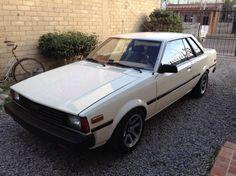 1982 Toyota Corolla SR5