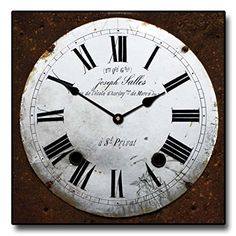 "Joseph Sallas Square Clock, 10""- 60"" ** You can find out more details at the link of the image."