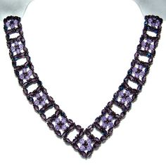 Crsytal Windows Necklace