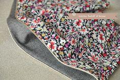 Tuto // Le passepoil is my friend – Ah non pas elle [vanessa pouzet] - Pintogopin Global 2019 Sewing Hacks, Sewing Tutorials, Sewing Patterns, Sewing Tips, Coin Couture, Couture Sewing, Techniques Couture, Sewing Techniques, Creation Couture
