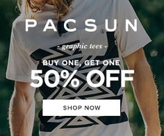 The Information Store: PacSun offers an authentic California Lifestyle wi... Follow Us & Get 5 New Deals Daily!!
