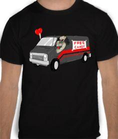 camiseta free candy 19,90