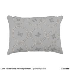 Vibrant nursery themed pillows from Zazzle! We have the perfect pillow for your needs. Soft & cozy in a range of themes & styles. Grey Pillows, Kids Pillows, Throw Pillows, Playroom Decor, Nursery Decor, Butterfly Pattern, Colorful Pillows, Perfect Pillow, Kids Fashion