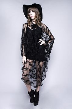 Death Wish Lace Dress