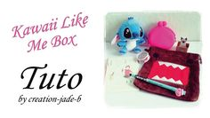 Kawaii Like Me Box - Novembre 2014 ! Like Me, Kawaii, Box, November, Snare Drum, Kawaii Cute, Boxes